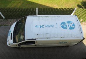 auto jumta aplīmēšana