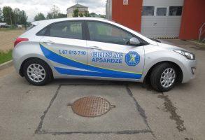 Grifs AG auto aplīmēšana