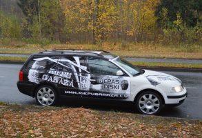 Riepu Garāža auto aplīmēšana auto dizaina izstrāde