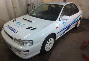 Subaru dizains