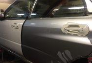 uzlīmju demontāža Subaru