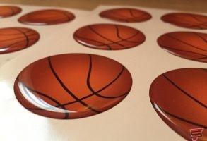 3D polimēra uzlīmes