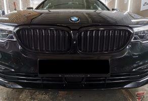 Hromēto detaļu aplīmēšana BMW G30