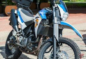 Motocikla aplīmēšana