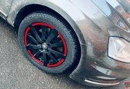 Uzlīmes auto diskiem