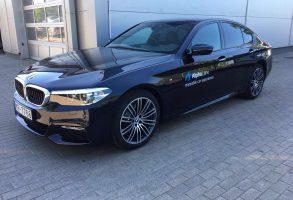 Alpha Lane BMW G30 auto aplīmēšana
