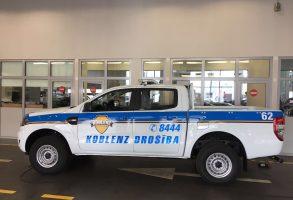 apsardzes auto trafarēšana