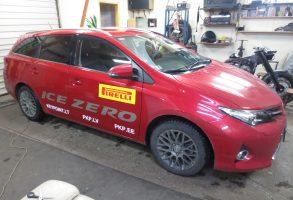 Latakko auto aplīmēšana dizains dizaina izstrāde