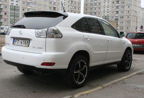 Lexus auto pilna aplīmēšana
