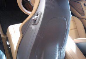 Porsche Carrera 991 sēdekļu aplīmēšana