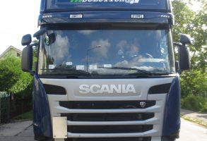 Transport Solutions vilcēja aplīmēšana
