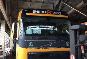 vilcēja aplīmēšana Energo Parks
