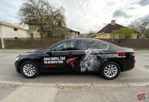 PTA veikals VW Passat aplīmēšana