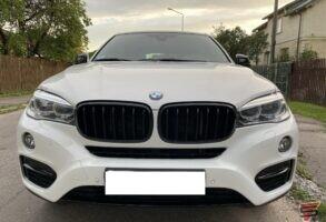 BMW X6 shadowline