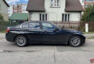 3 sērijas BMW logu tonēšana
