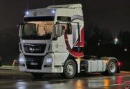 Vilcēja aplīmēšana un dizains Total Transport