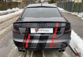 Kvalitatīva automašīnas aplīmēšana