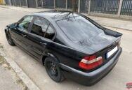 BMW E46 stiklu tonēšana