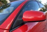 Audi A6 hroma detaļu aplīmēšana