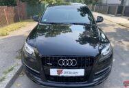 Audi Q7 aplīmēšana