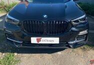 BMW X5 hroma aplīmēšana