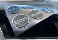 Range Rover disku 3D uzlīmes